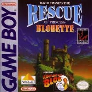 Rescue of Princess Blobette - Game Boy