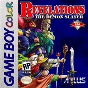 Revelations - Game Boy