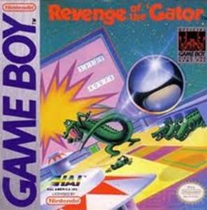 Revenge of the Gator - Game Boy