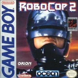 RoboCop 2 - Game Boy