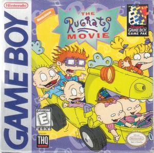 Rugrats Movie - Game Boy Game
