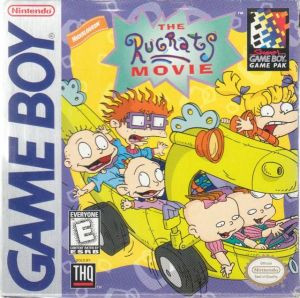 Rugrats Movie - Game Boy Game