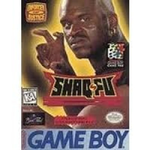 Shaq Fu - Game Boy