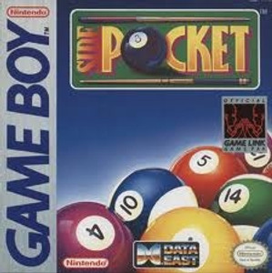 Side Pocket - Game Boy