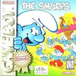 Smurfs, The - Game Boy