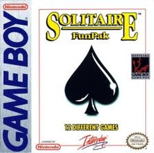 Solitaire - Game Boy
