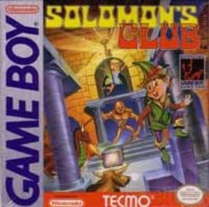 Solomon's Club - Game Boy