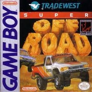Super Off Road - Game Boy