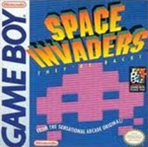 Space Invaders - Game Boy