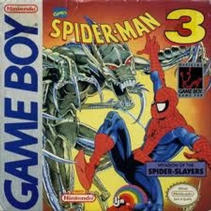 Spider-Man 3 - Game Boy