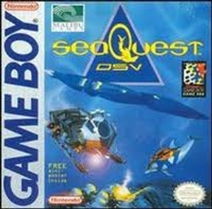 Sea Quest DSV - Game Boy