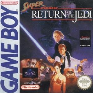 Super Return of the Jedi - Game Boy