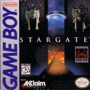 Stargate - Game Boy