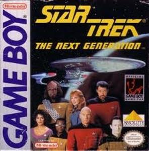 Star Trek The Next Generation - Game Boy