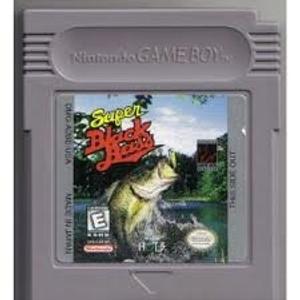 Super Black Bass - Game Boy