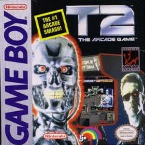 T2 The Arcade Game - Game Boy