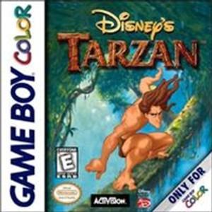 Tarzan Nintendo Game Boy Color