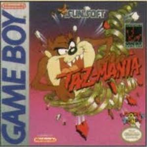 Taz Mania - Game Boy