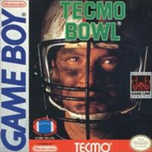 Tecmo Bowl Football - Game Boy