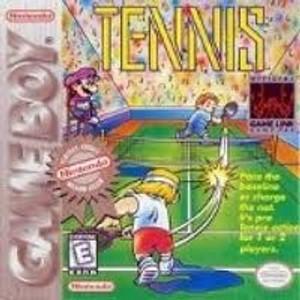 Tennis - Game Boy