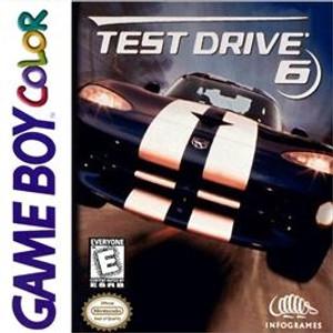 Test Drive 6 - Game Boy