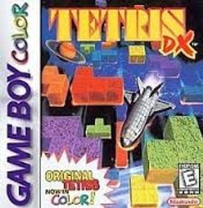 Tetris DX - Game Boy