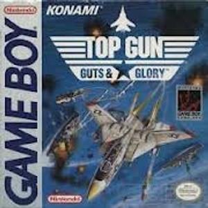 Top Gun Guts & Glory - Game Boy