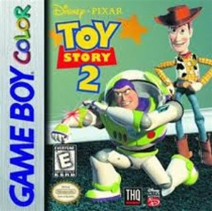 Toy Story 2 - Game Boy