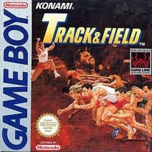 Track & Field - Game Boy