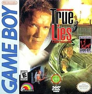 True Lies - Game Boy