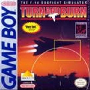 Turn and Burn - Game Boy