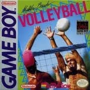 Malibu Beach Volleyball - Game Boy