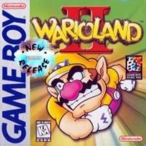 Wario Land II - GameBoy Game