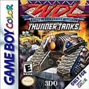 WDL Thunder Tanks - Game Boy Color