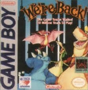 We're Back A Dinosaur Story - Game Boy