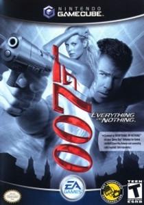 007 Everything Or Nothing - GameCube Game