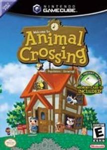 Animal Crossing - GameCube Game