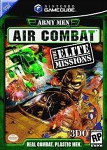 Army Men Air Combat - GameCube Game