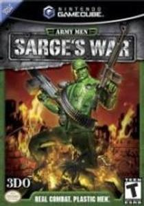 Army Men Sarge's War - GameCube Game