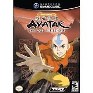Avatar The Last Airbender - GameCube Game
