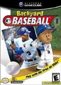 Backyard Baseball - GameCube Game