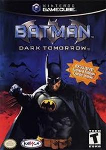 Batman Dark Tomorrow - GameCube Game