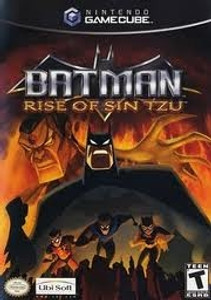 Batman Rise of Sin Tzu - GameCube Game