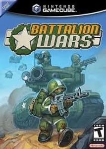 Battalion Wars - GameCube Game
