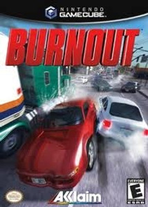 Burnout - GameCube Game