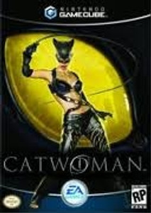 Catwoman - GameCube Game