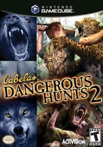 Cabela's Dangerous Hunts 2- GameCube Game
