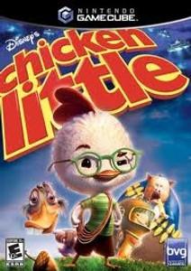 Chicken Little - GameCube Game