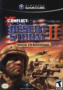 Conflict Desert Storm II - GameCube Game
