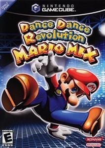 Dance Dance Revolution Mario Mix - GameCube Game